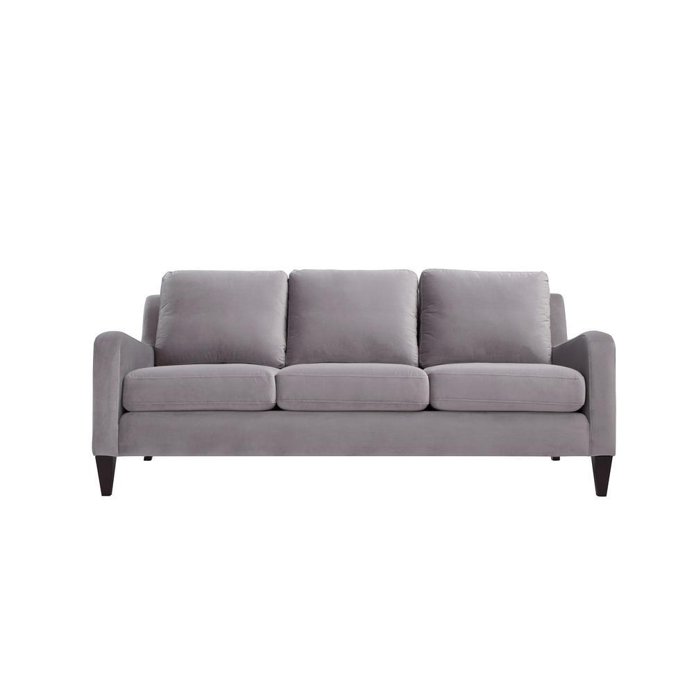 Serena Opal Grey Lawson Sofa