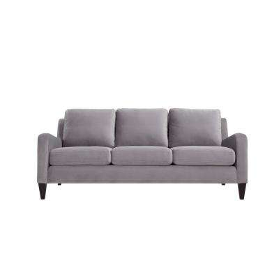 Serena Opal Grey Lawson Sofa