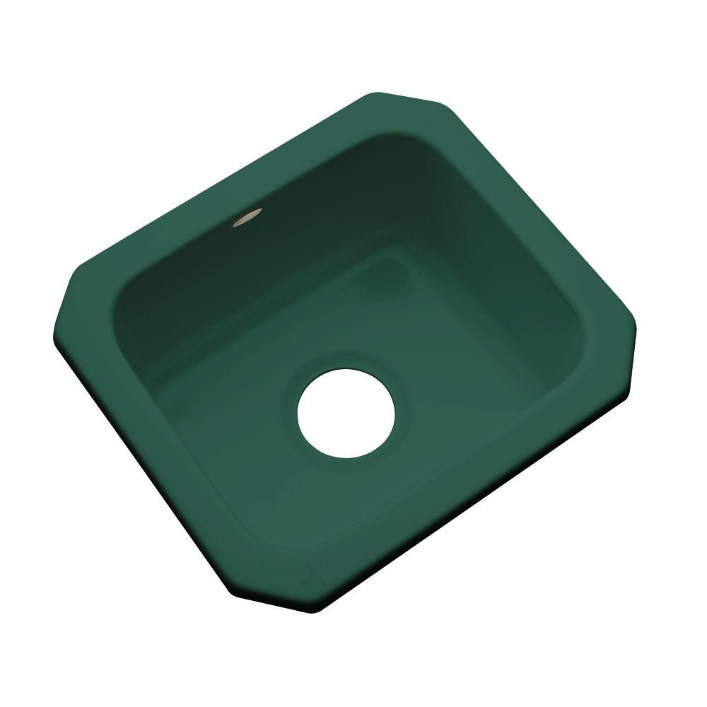 Thermocast Manchester Undermount Acrylic 16 In 0 Hole