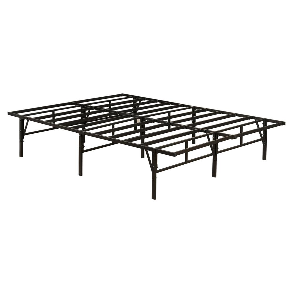 Mattress Foundation Full Metal Platform Bed Frame