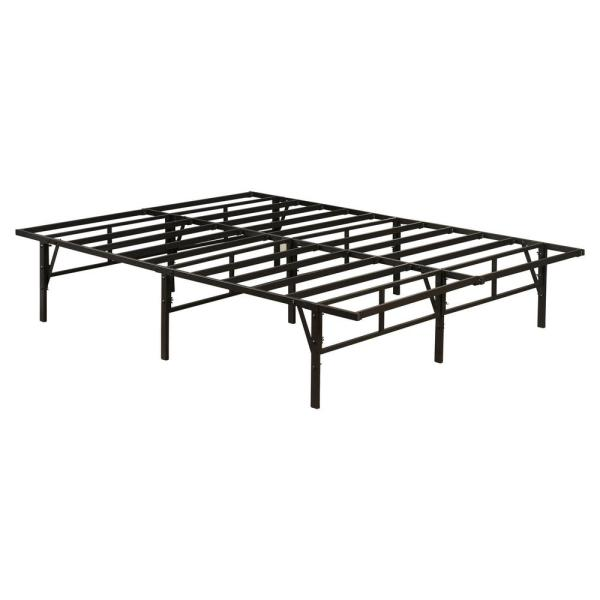 Kings Brand Furniture Mattress Foundation Full Metal Platform Bed Frame F9301B