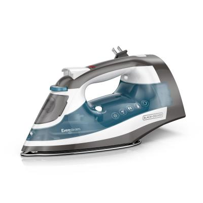 One Step Steam Iron with Cord Reel