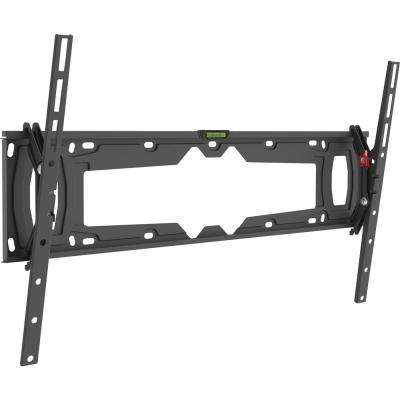 Tilt Flat/Curved Panel TV Wall Mount for 32 in. to 90 in. Screens up to 132 lbs.