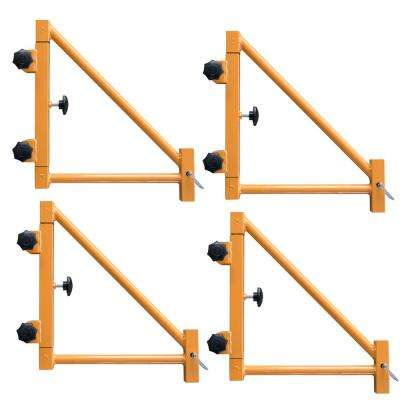 Mini Scaffold Multi-Use Outriggers Set (4-Piece)