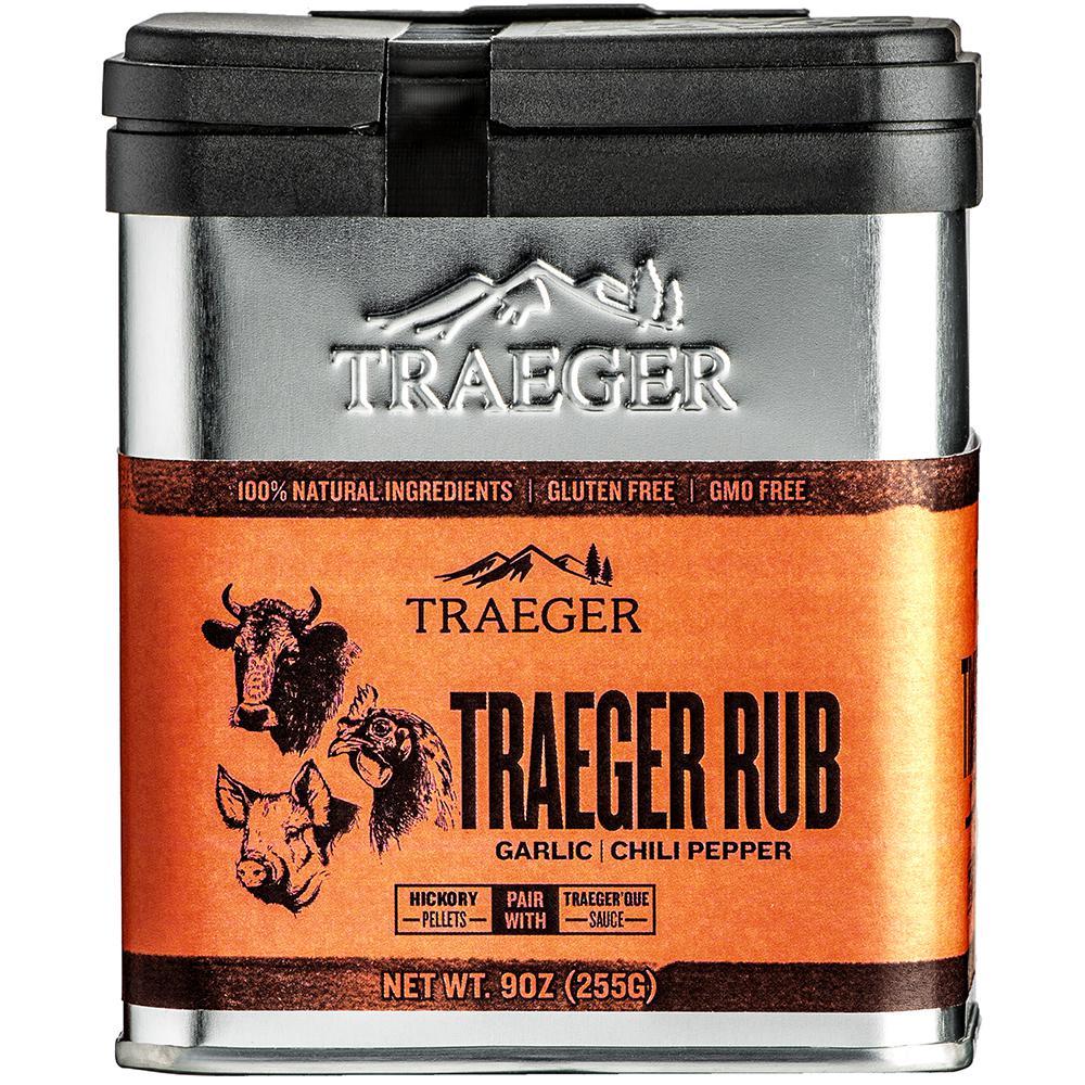 Traeger Special Rub