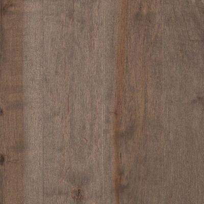 Portland Flint Maple 3/4 in. Thick x 5 in. Wide x Random Length Solid Hardwood Flooring (19 sq. ft. / case)