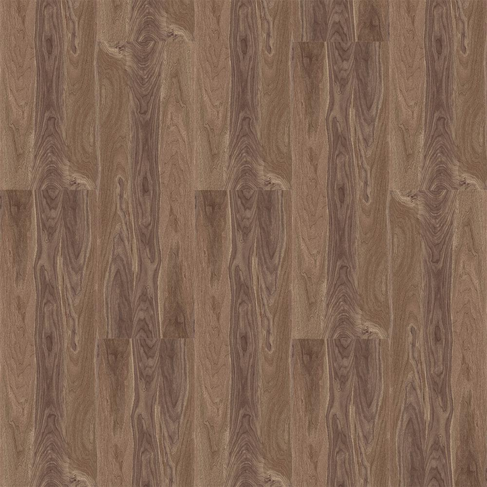 Elegant Walnut 13/32 in. Thick x 7-9/32 in. Wide X 72-3/64