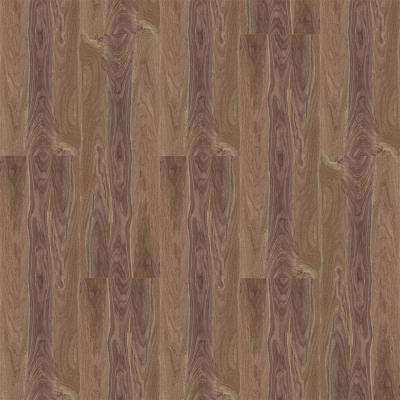 Elegant Walnut 13/32 in. Thick x 7-9/32 in. Wide X 72-3/64 in. Length Plank Cork Flooring (21.862 sq. ft. / case)