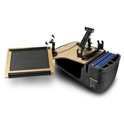 Reach Desk Front Seat Elite with Built-in Power Inverter, Printer Stand, X-Grip Phone Mount and iPad/Tablet Mount