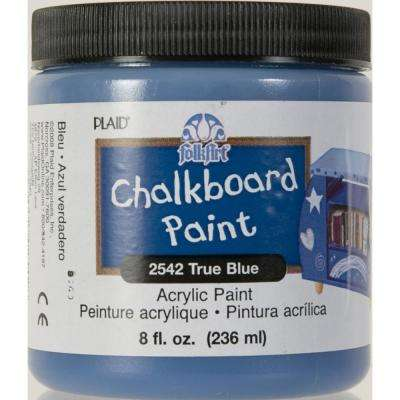 8 oz. True Blue Chalkboard Paint