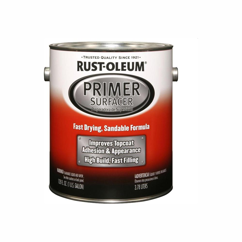 Rust-Oleum Automotive 1 gal  Light Gray Primer Surfacer