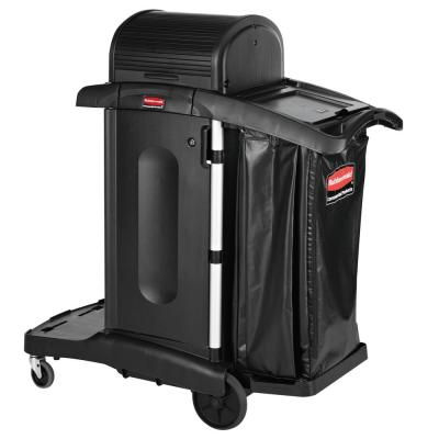 Executive Series High Security Housekeeping Cart