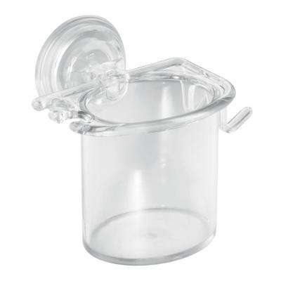 PowerLock Toothbrush Holder in Clear