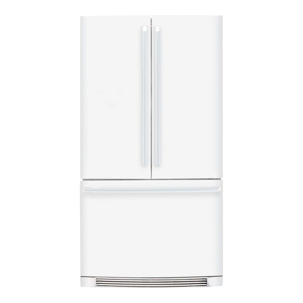 Electrolux IQ-Touch 22.37 cu. ft. French Door Refrigerator in White, Counter Depth