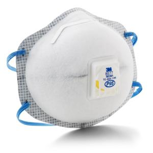 3M P95 Nuisance Level Organic Vapor Relief Particulate Respirator (Case of 80) by 3M