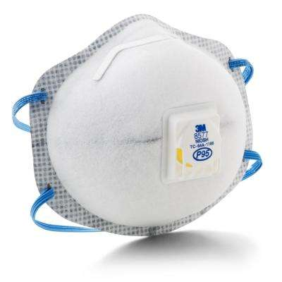 P95 Nuisance Level Organic Vapor Relief Particulate Respirator (Case of 80)
