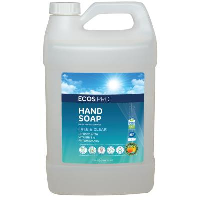 128 oz. Free and Clear Liquid Hand Soap