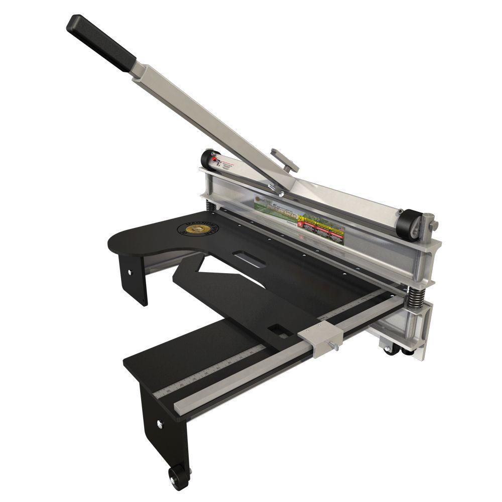 30 in. MAGNUM Soft Flooring Cutter for Vinyl Tile, Carpet Tile and More