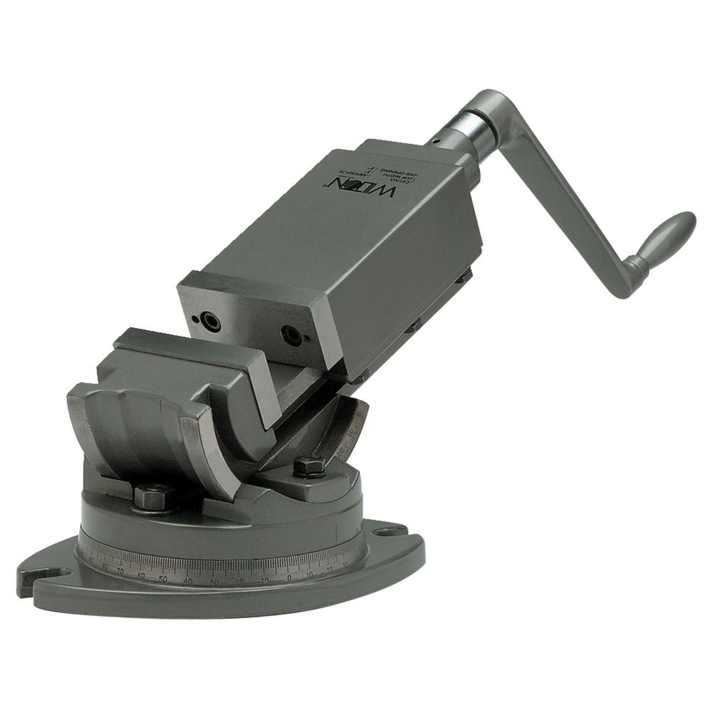 2-Axis Precision Angular Vise 6 in. Jaw Opening