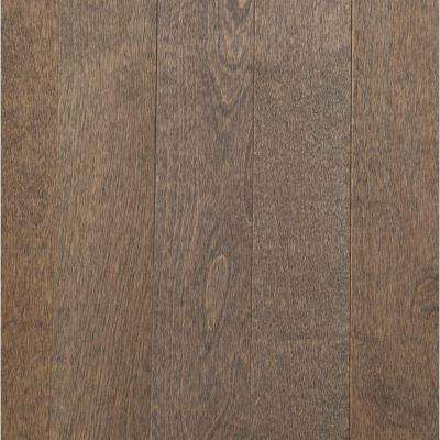 Take Home Sample - Northern Birch Nickel Solid Hardwood Flooring - 3-1/4 in. x 4 in.