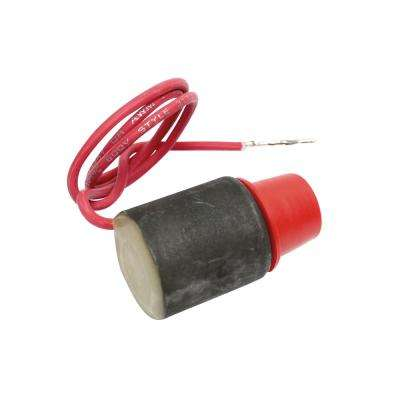 24-Volt Solenoid Valve with Red Wire