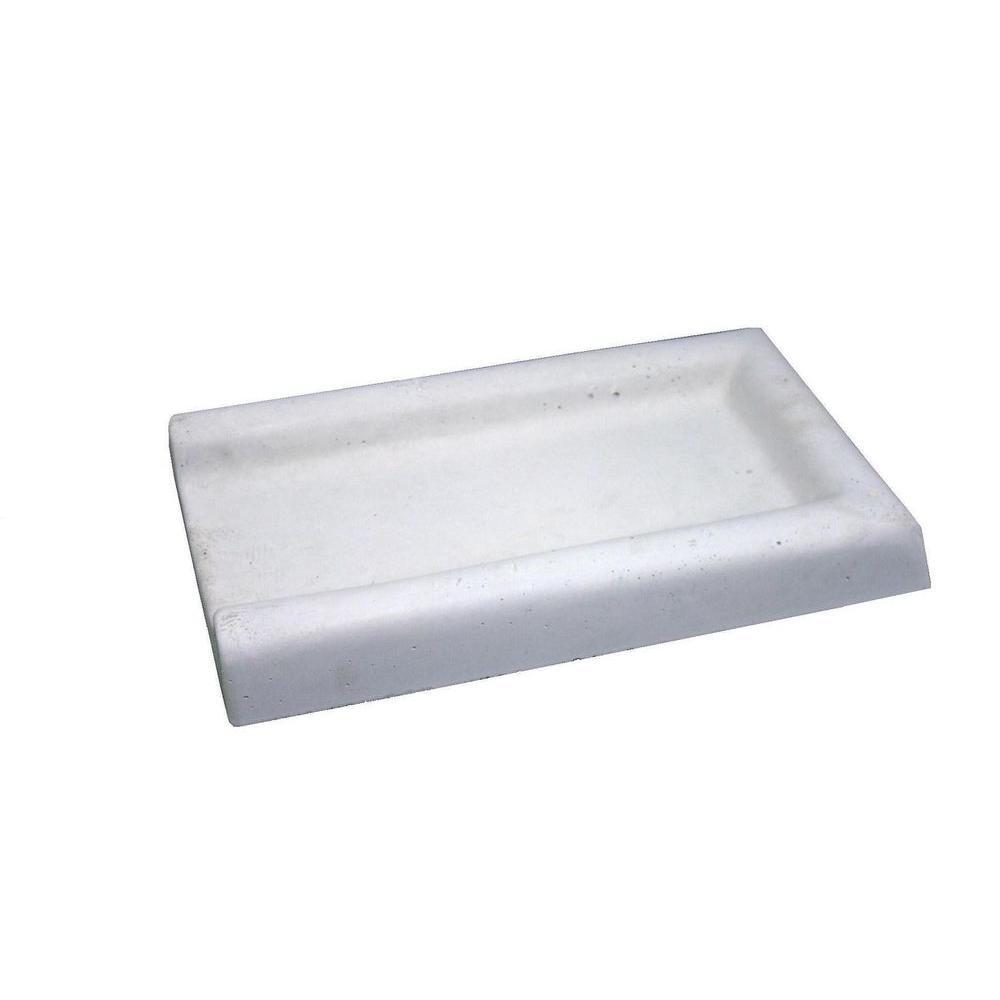3 In X 12 In X 20 In Concrete Splash Block Sb1218 The