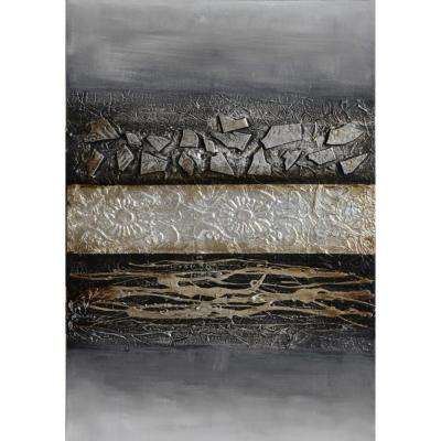 "60 in. x 30 in. ""Rolan"" by Artistic Weavers Canvas Wall Art"