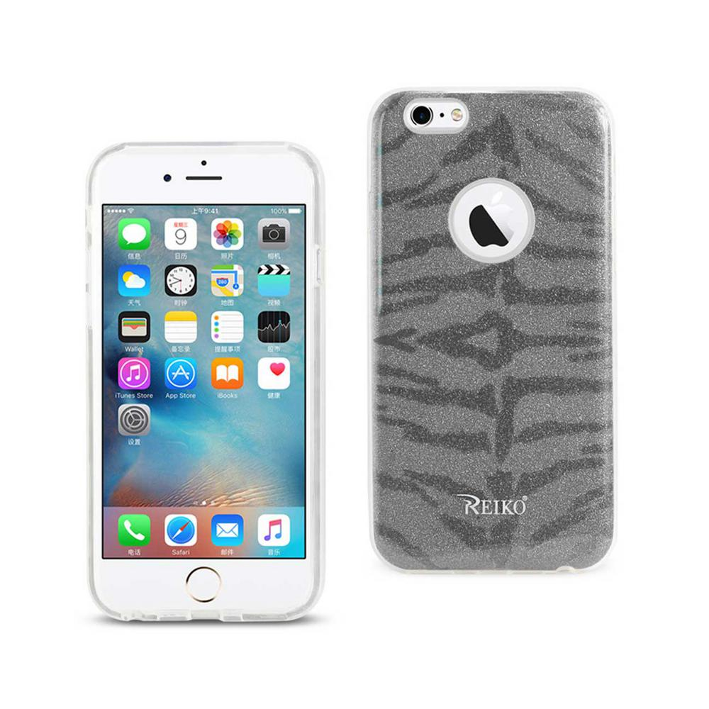 iPhone 6/6S Design Case in Tiger Gray