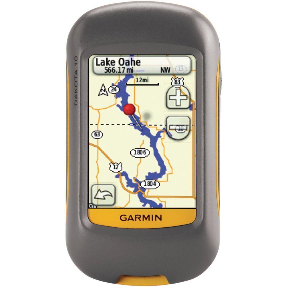 Garmin 010-00781-00 Dakota 10 Portable GPS Receiver