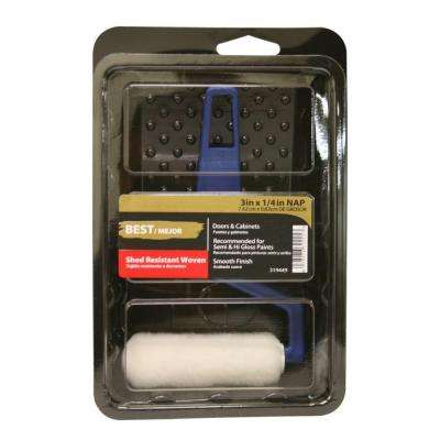 Roller Lite Tiny Touch-It-Up Kit (3-Piece)