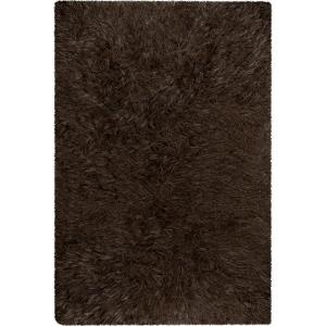 Chandra Celecot Dark Brown 5 Ft. X 7 Ft. 6 In. Indoor Area Rug CEL4703 576    The Home Depot