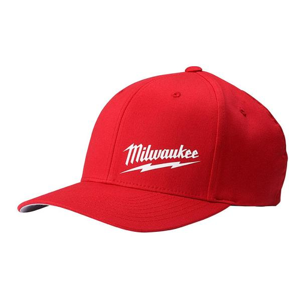 Small/Medium Red Fitted Hat
