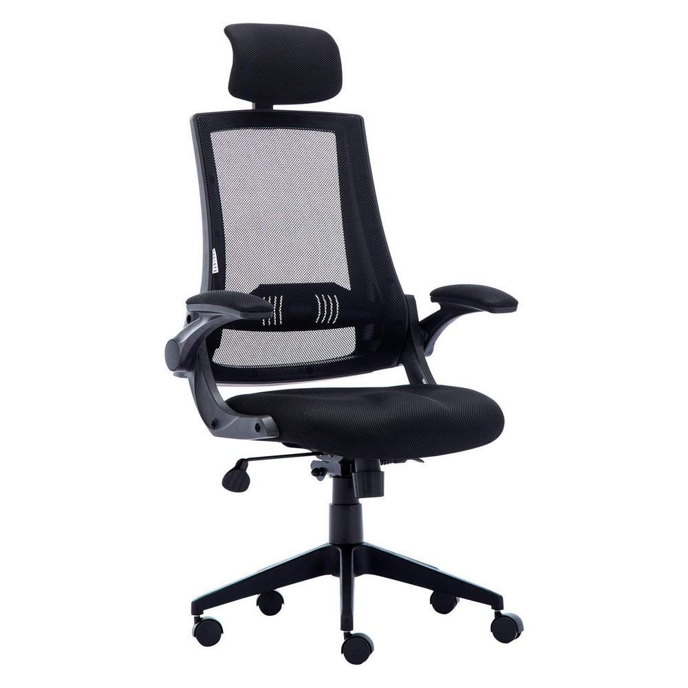 Recline Black Tilt Lock High Back Ergonomic Desk Task Mesh Office Chair