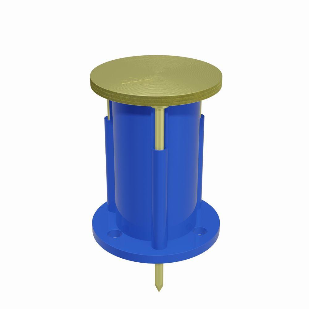 Blue Banger Hanger Wood Form Insert (150-Pack)