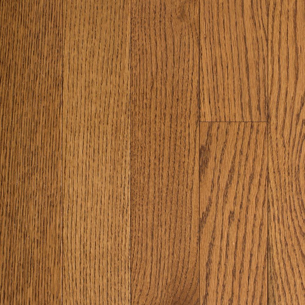 Blue Ridge Hardwood Flooring Oak Honey Wheat 3/4 in. Thick x 5 in. Wide x Random Length Solid Hardwood Flooring (21 sq. ft. / case)