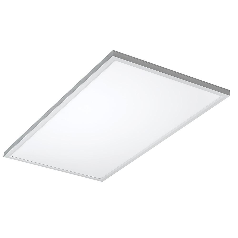 Led Lights Integrated Ceiling Panel Lights Ceiling Lights: Lithonia Lighting 2GTL 4 48L EZ1 LP840 2 Ft. X 4 Ft. White