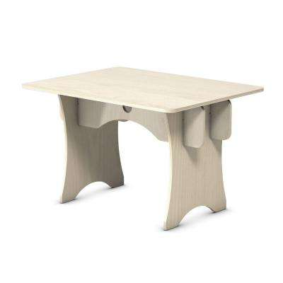 Knock Down Plywood Work Table