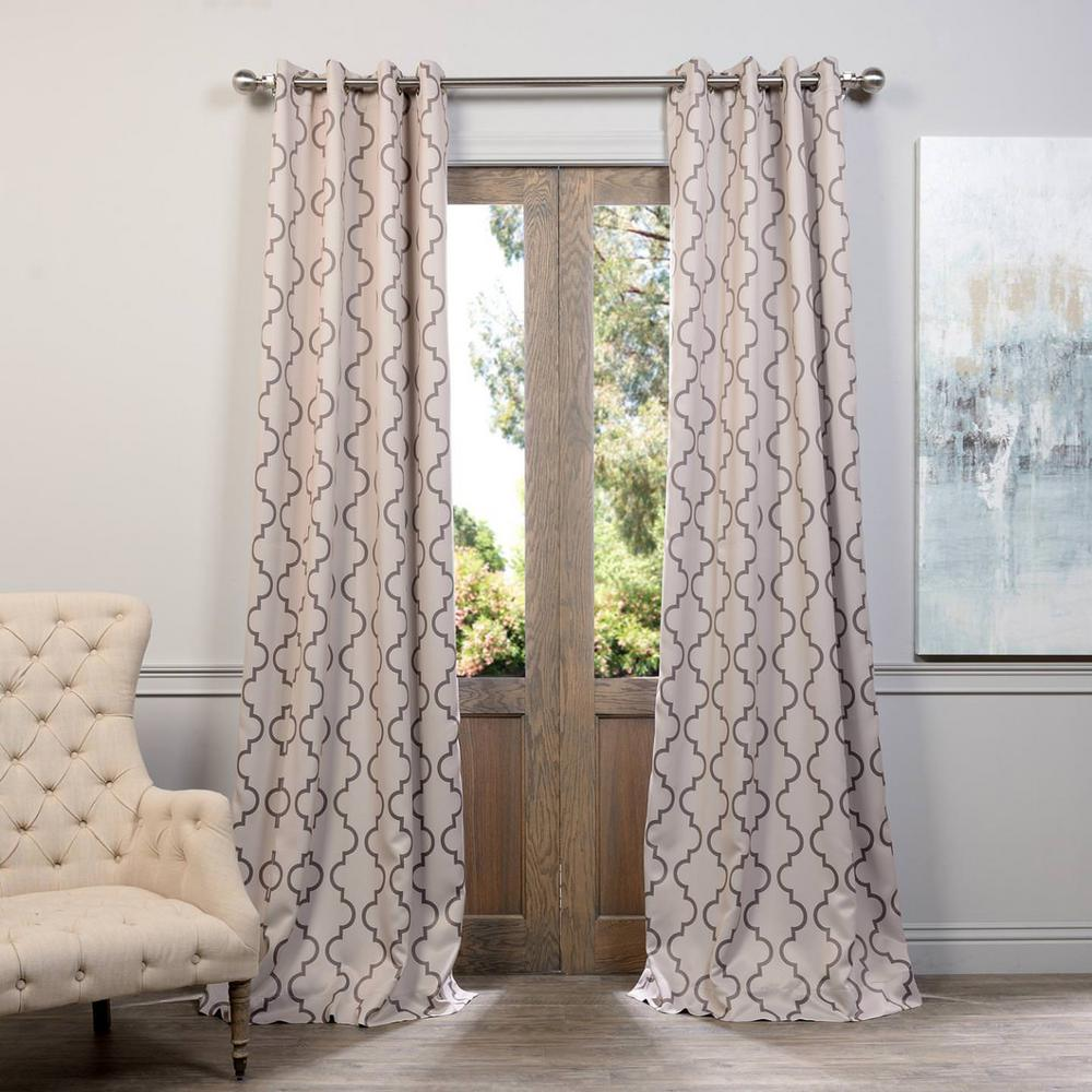 Exclusive Fabrics & Furnishings Semi-Opaque Seville Tan