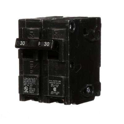 30 Amp Double-Pole Type MP Circuit Breaker