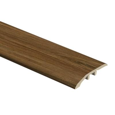 Cider Oak 5/16 in. Thick x 1-3/4 in. Wide x 72 in. Length Vinyl Multi-Purpose Reducer Molding