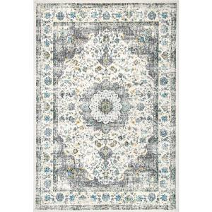 Verona Grey 3 Ft X 5 Area Rug