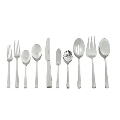 Lani 65-Piece 18/10 Stainless Steel Flatware Set (Service for 12)