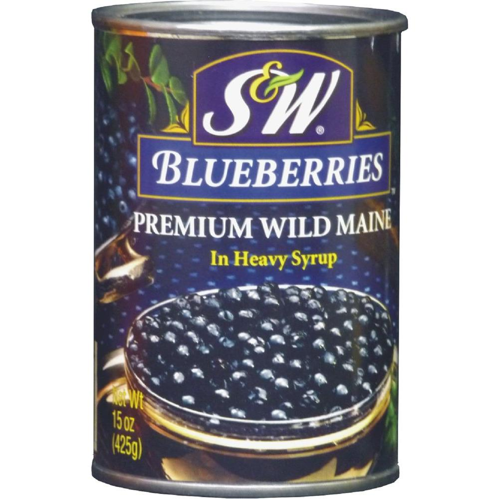 Southwest Specialty Products 0.02 cu. ft. S&W Blueberries Diversion Can Safe
