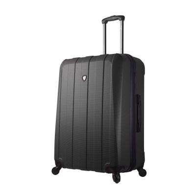 Tosetti 29 in. Black Hard Side Spinner Suitcase