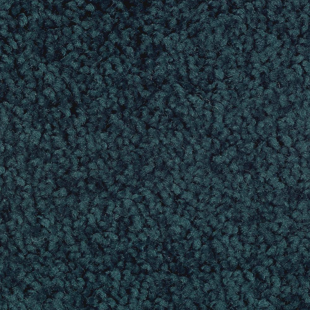 Bel Ridge - Color Deep Jungle Texture 12 ft. Carpet