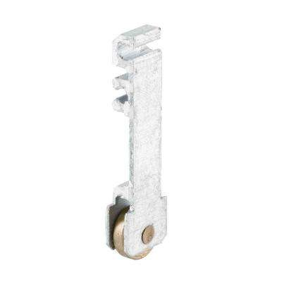 1/2 in. Flat Edge Steel Roller Assembly