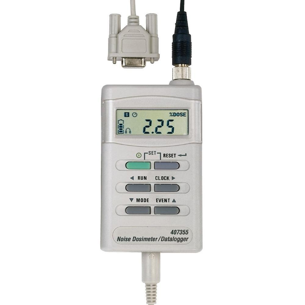 Personal Noise Dosimeter Data Logger