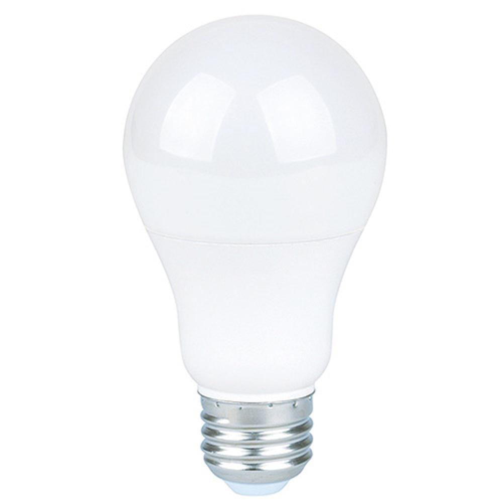 Halco Lighting Technologies 60-Watt Equivalent 9-Watt A19 Dimmable Energy Star LED Light Bulb Warm White 2700K 81155