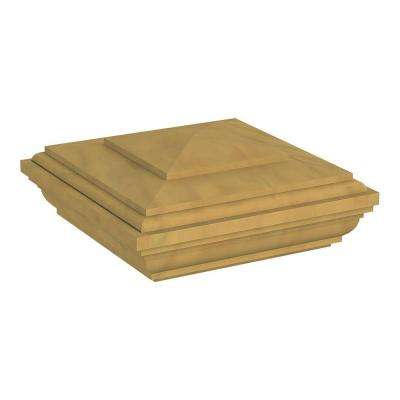 4 in. x 4 in. Vinyl Cypress New England Post Top