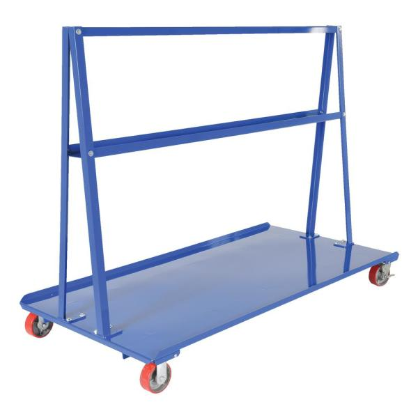 2,000 lb. Capacity 36 in. x 72 in. A-Frame Cart